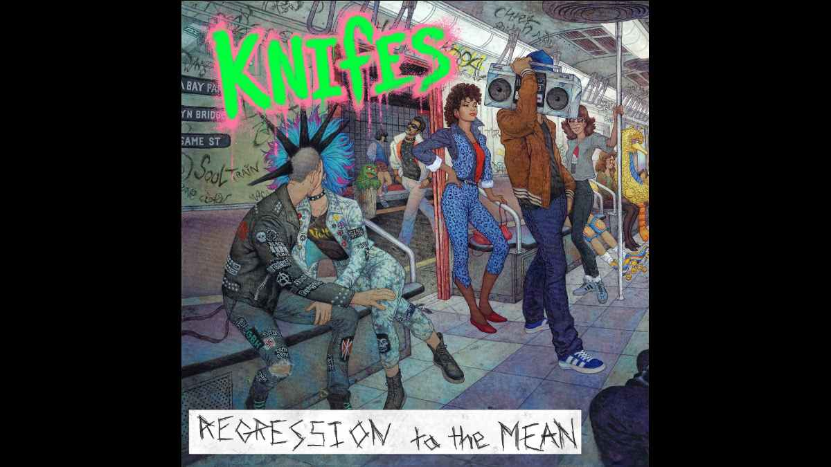 Knifes album art