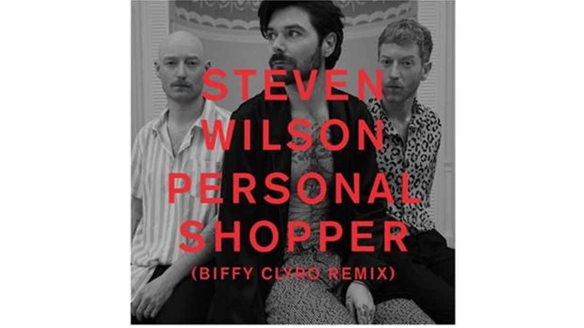 Steven Wilson cover art