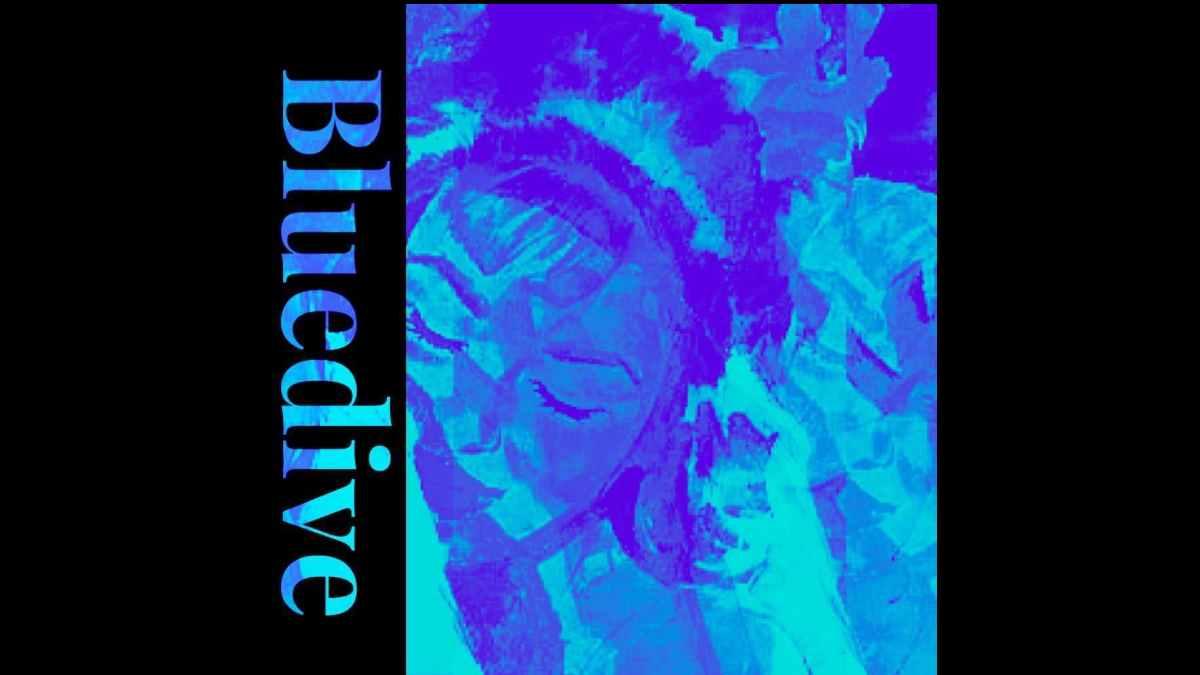 Bluedive cover art
