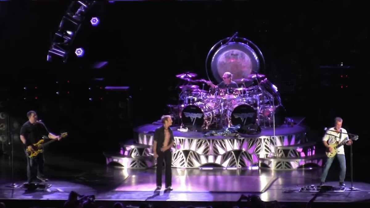 Van Halen video still