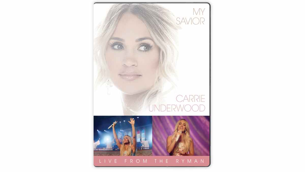 Carrie Underwood cover art