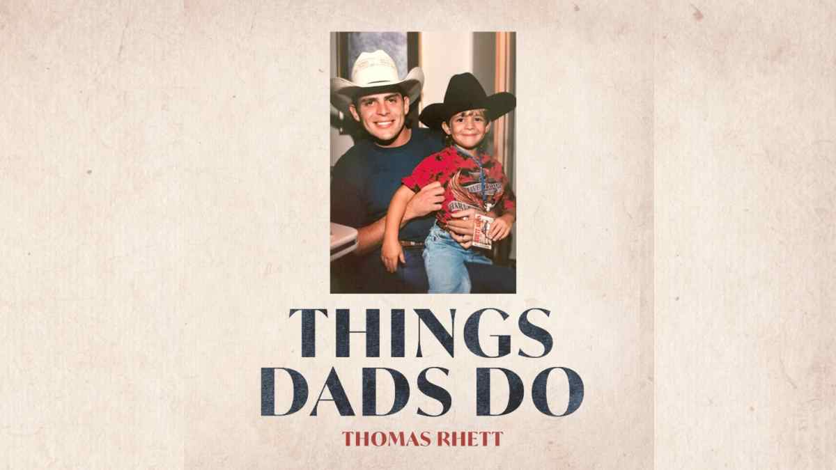 Thomas Rhett single art