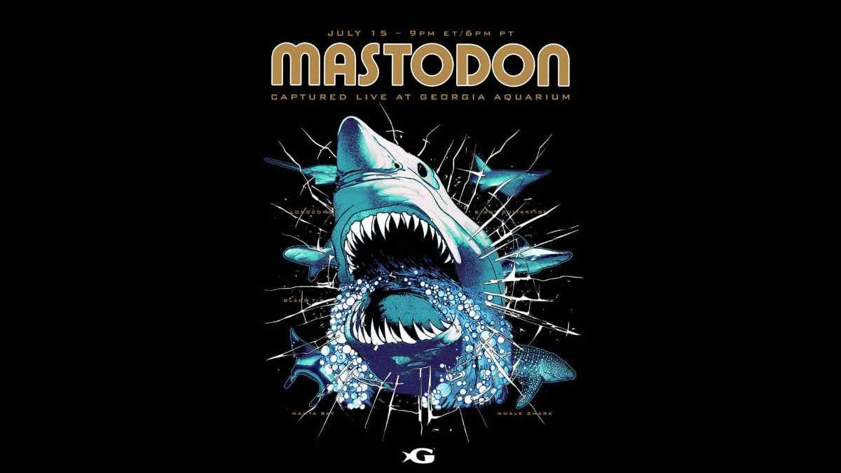 Mastodon event poster