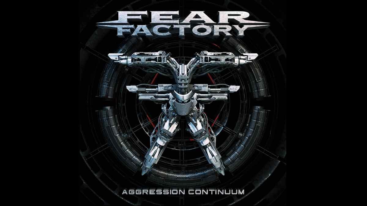 Fear Factory album art