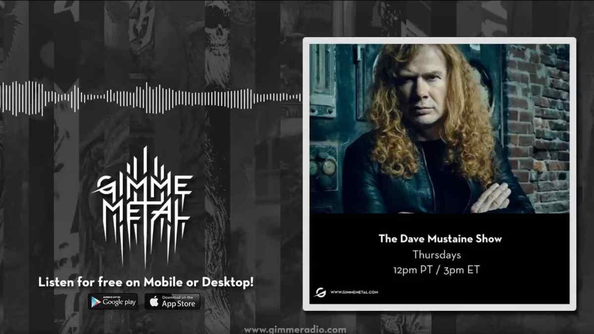 Megadeth video still