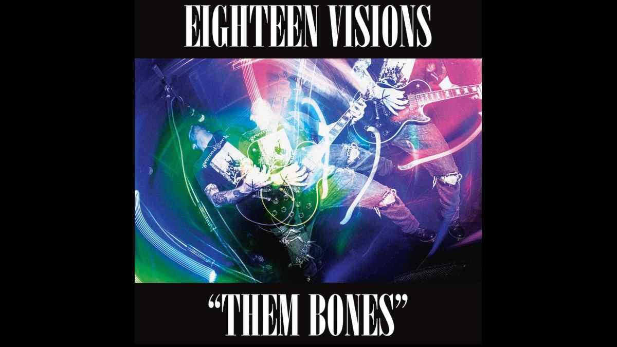 Eighteen Visions video still