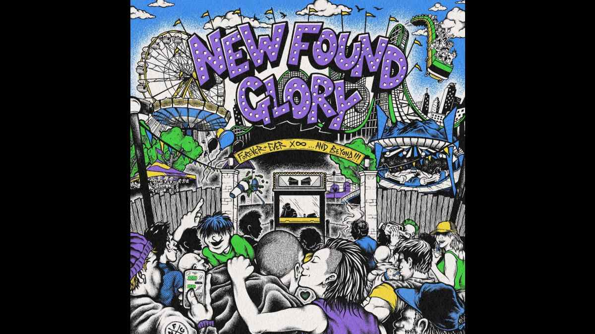 New Found Glory cover art