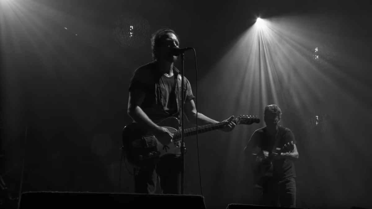 Pearl Jam video still