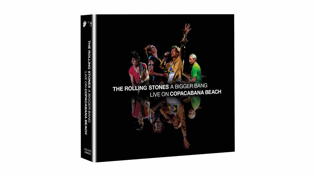 Rolling Stones package promo