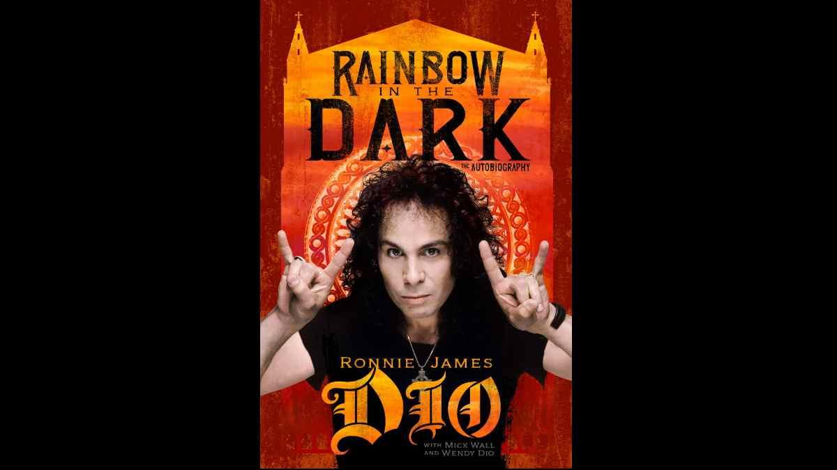 Dio book cover