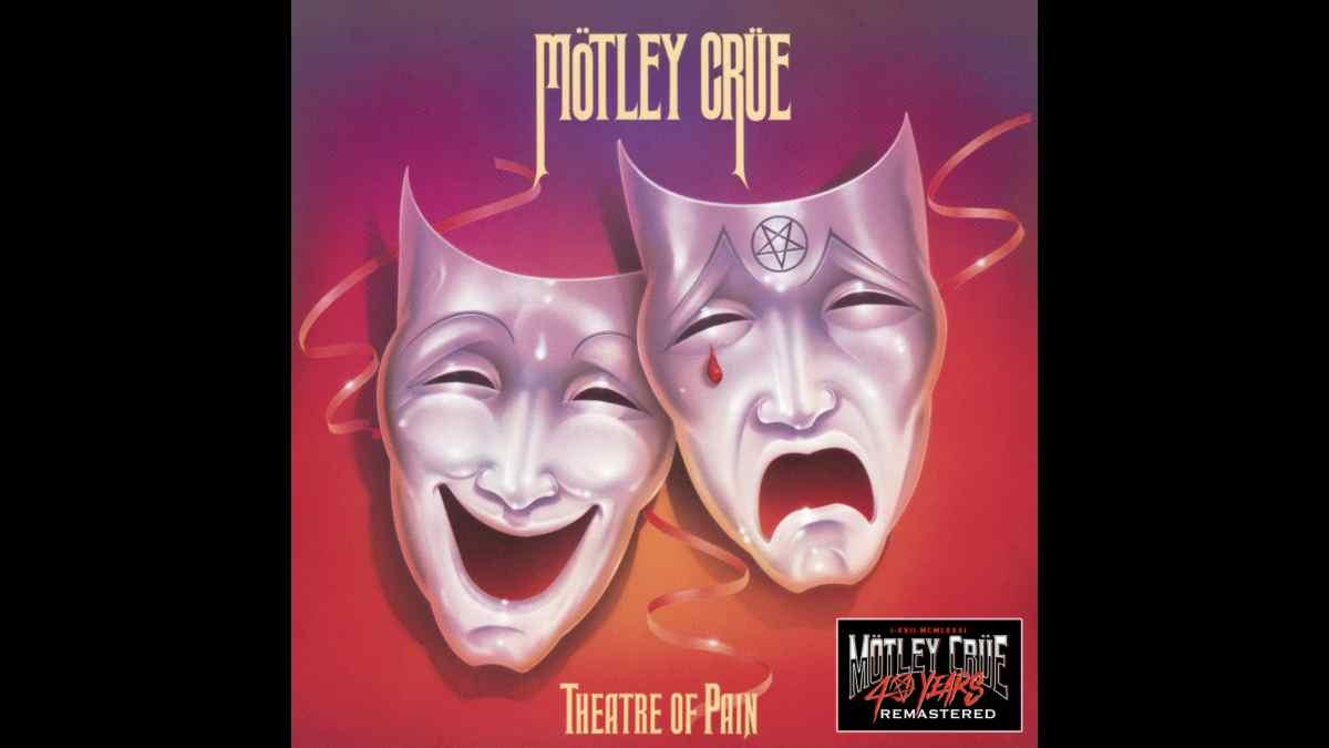 Motley Crue cover art