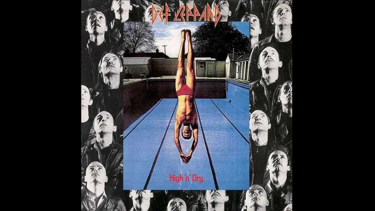 Def Leppard album art