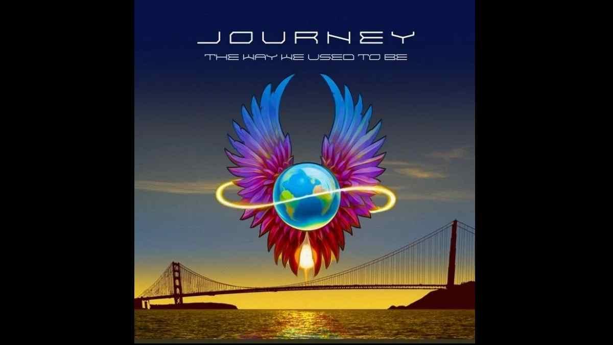 Journey single art