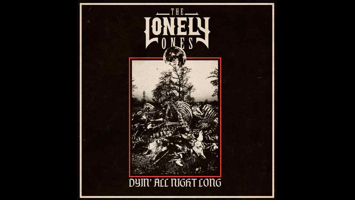The Lonely Ones single art