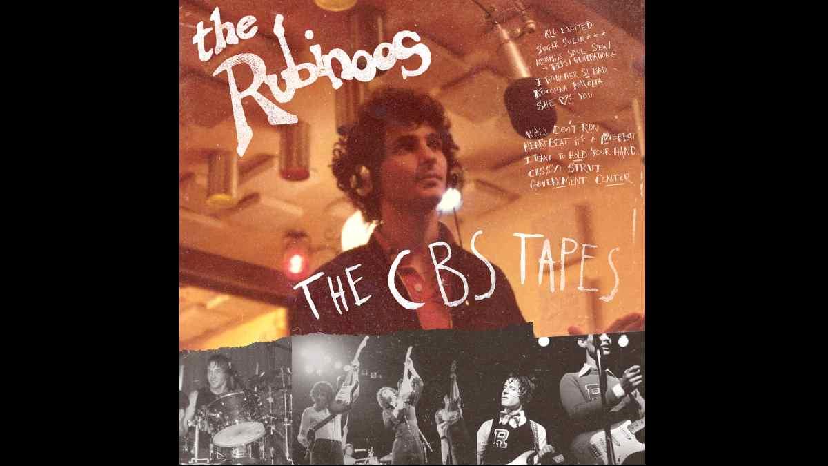 The Rubinoos cover art