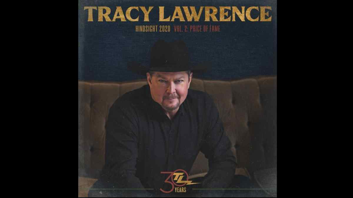 Tracy Lawrence cover art