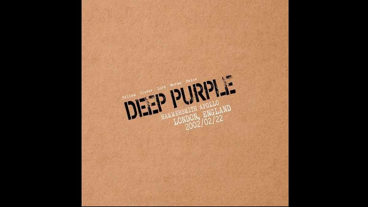 Deep Purple cover art
