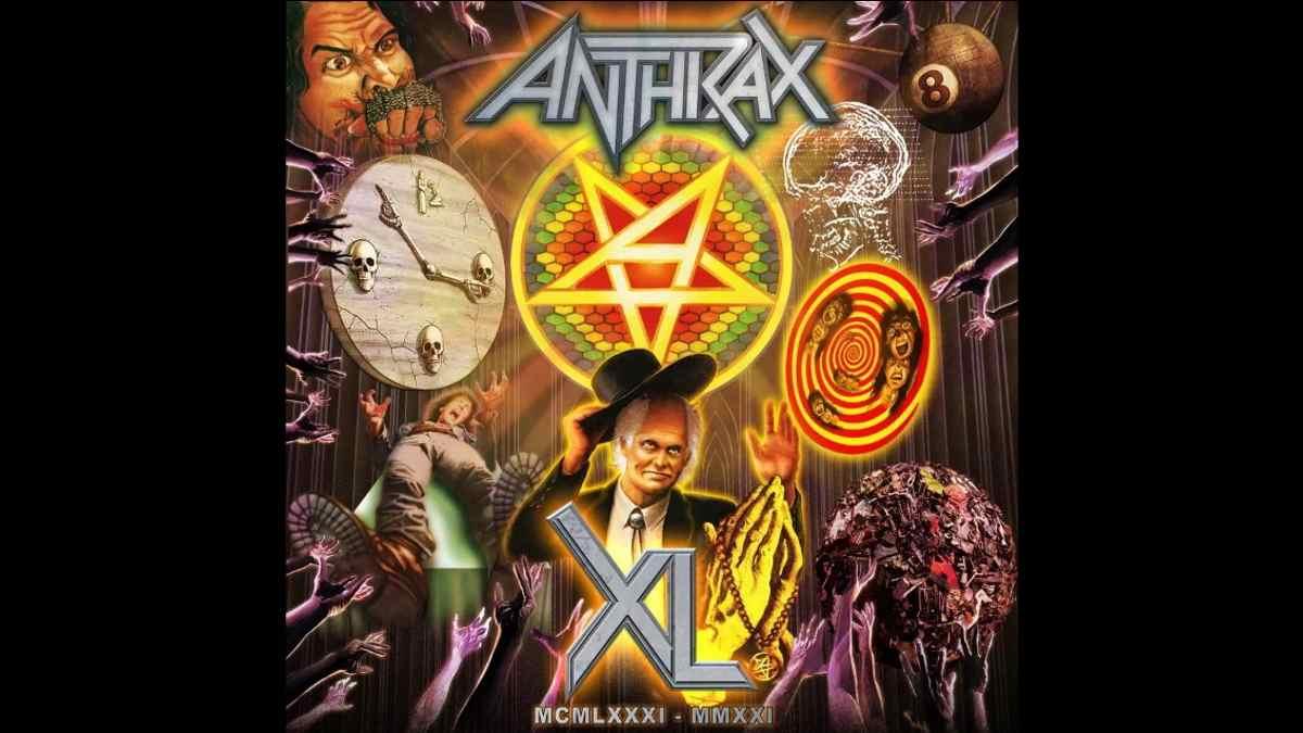 Anthrax anniversary promo
