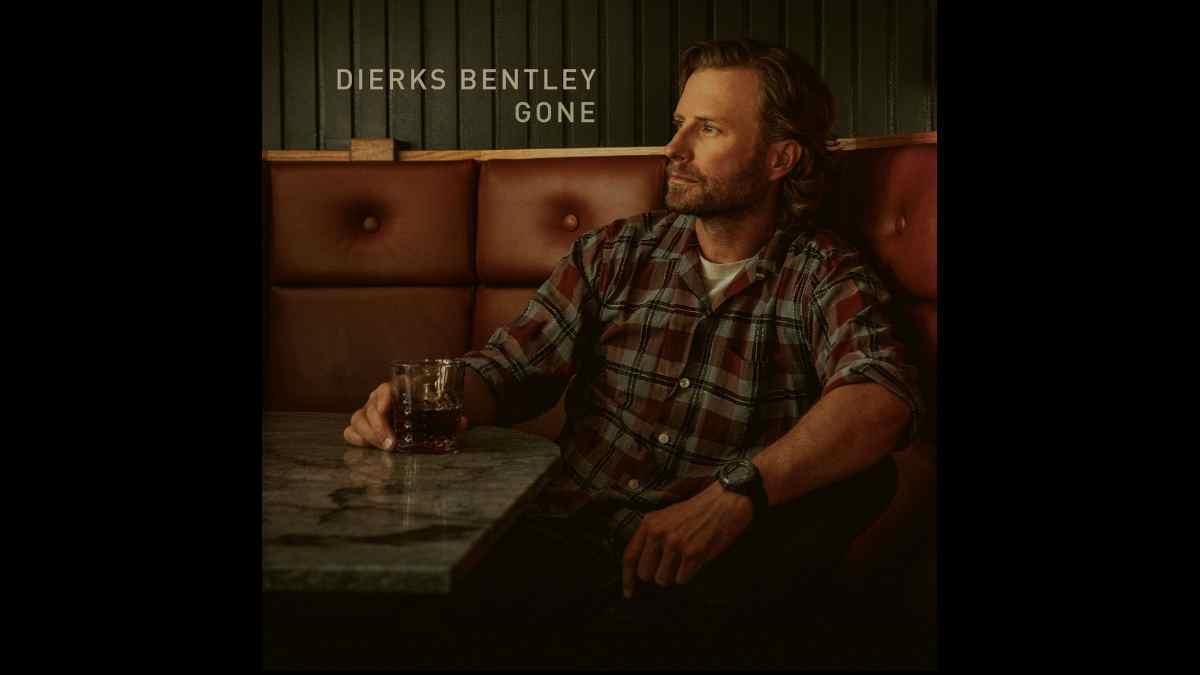 Dierks Bentley single art