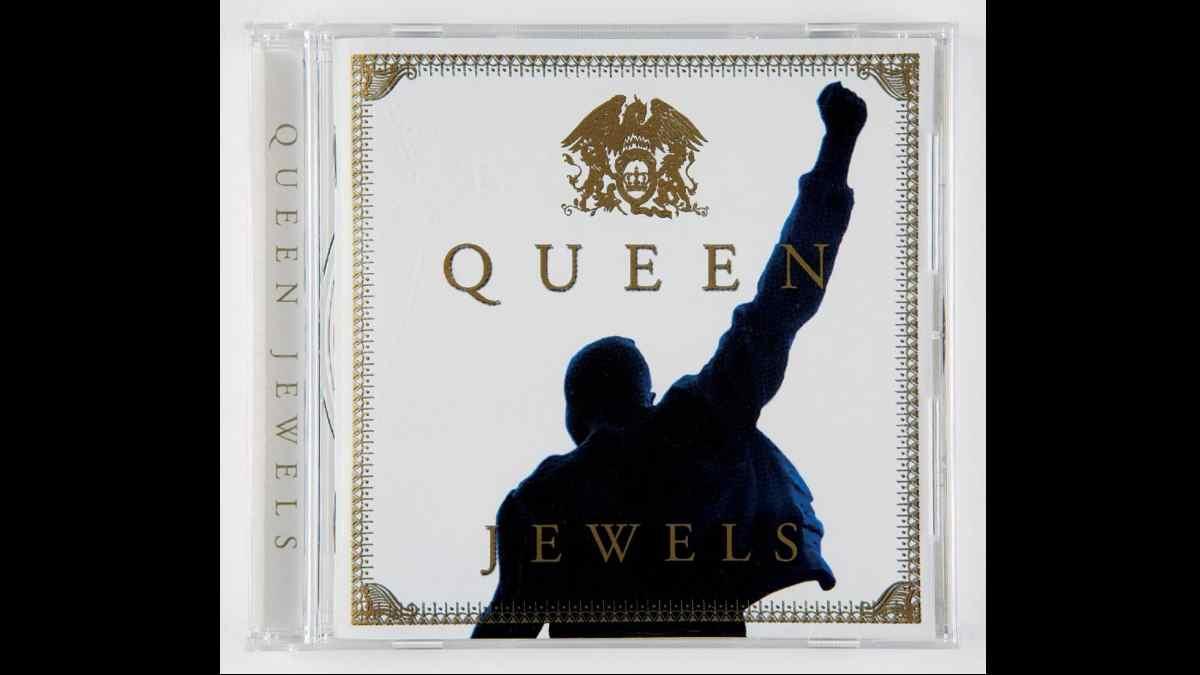 Queen artwork courtesy Hollywood Records