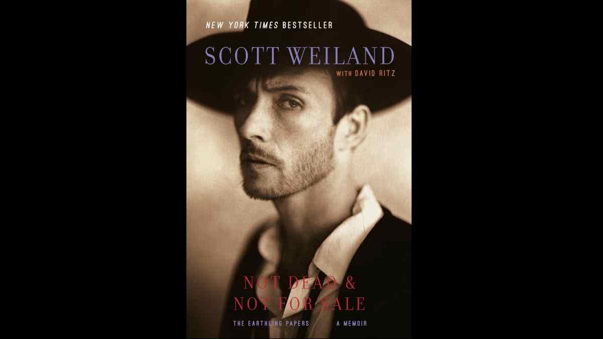 Scott Weiland book cover art