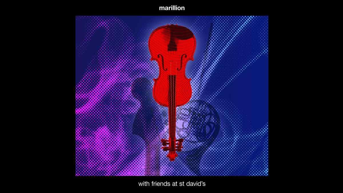 Marillion album art