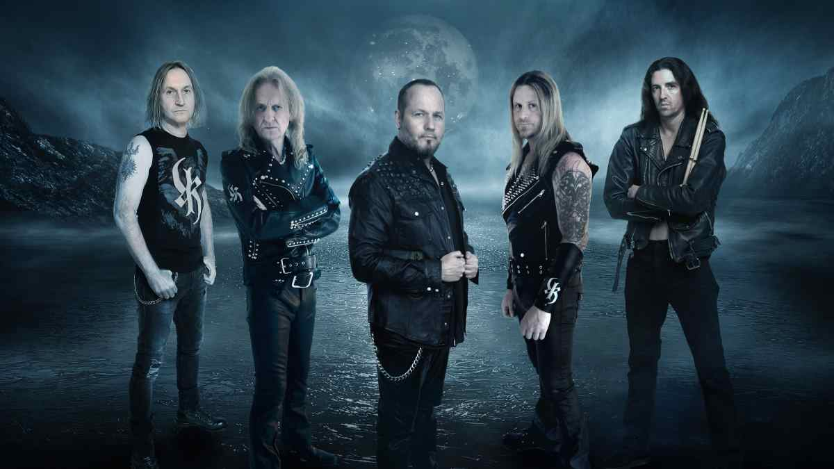 KK's Priest band photo
