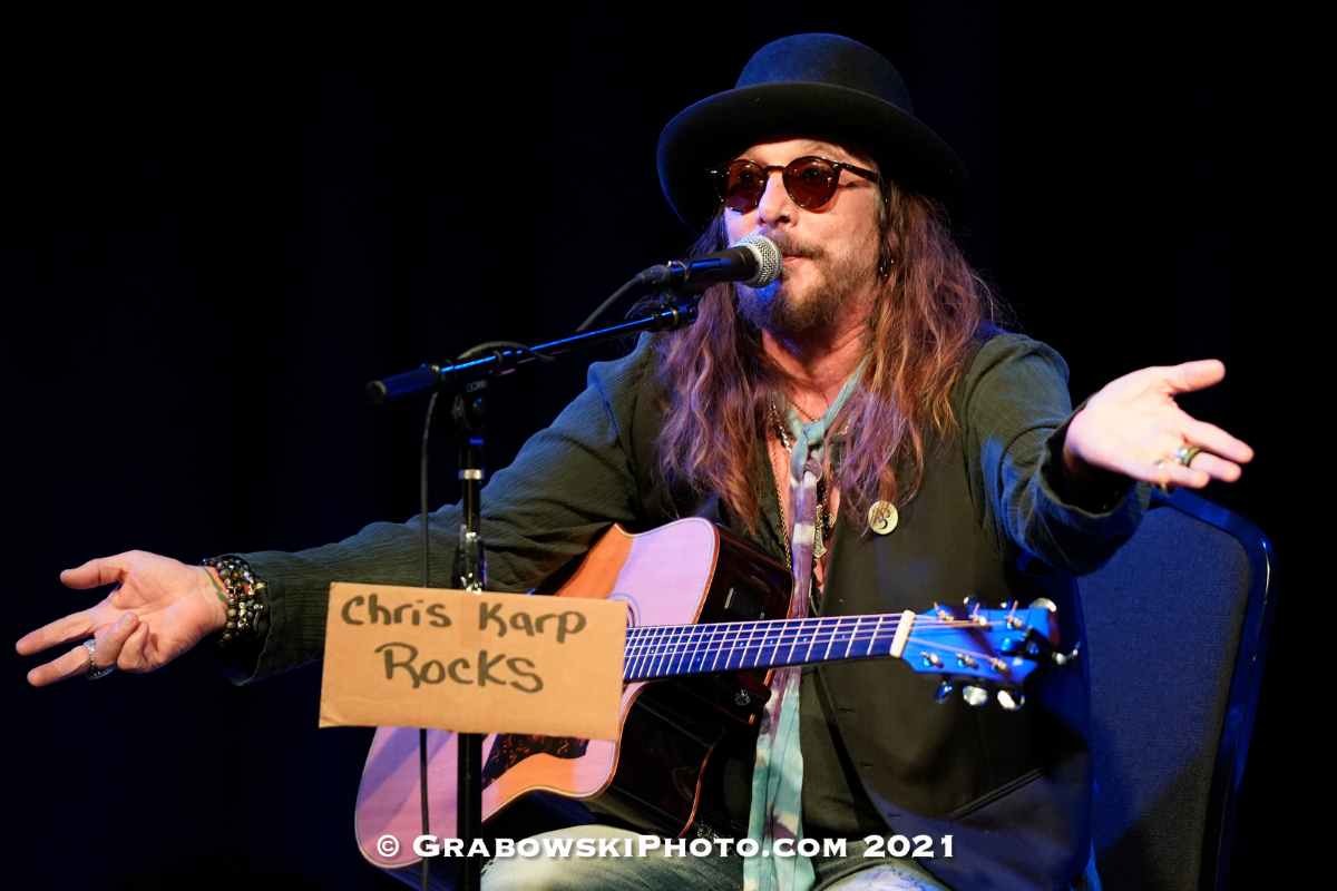John Corabi at Avenue 912 in Griffith Indiana