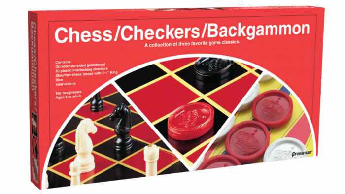 Classic Board Games from Pressman Toy
