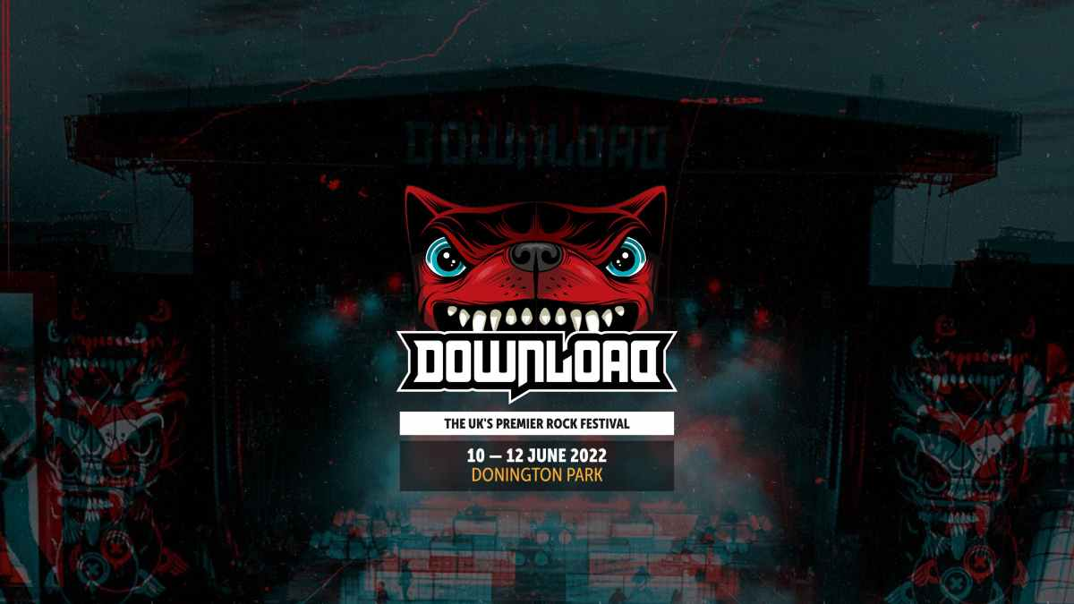 Screenshot of festival website