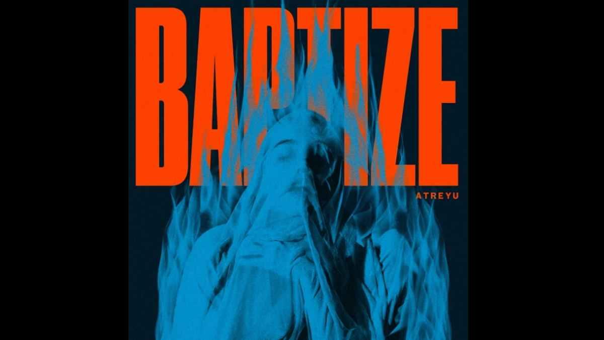 Baptize album cover art