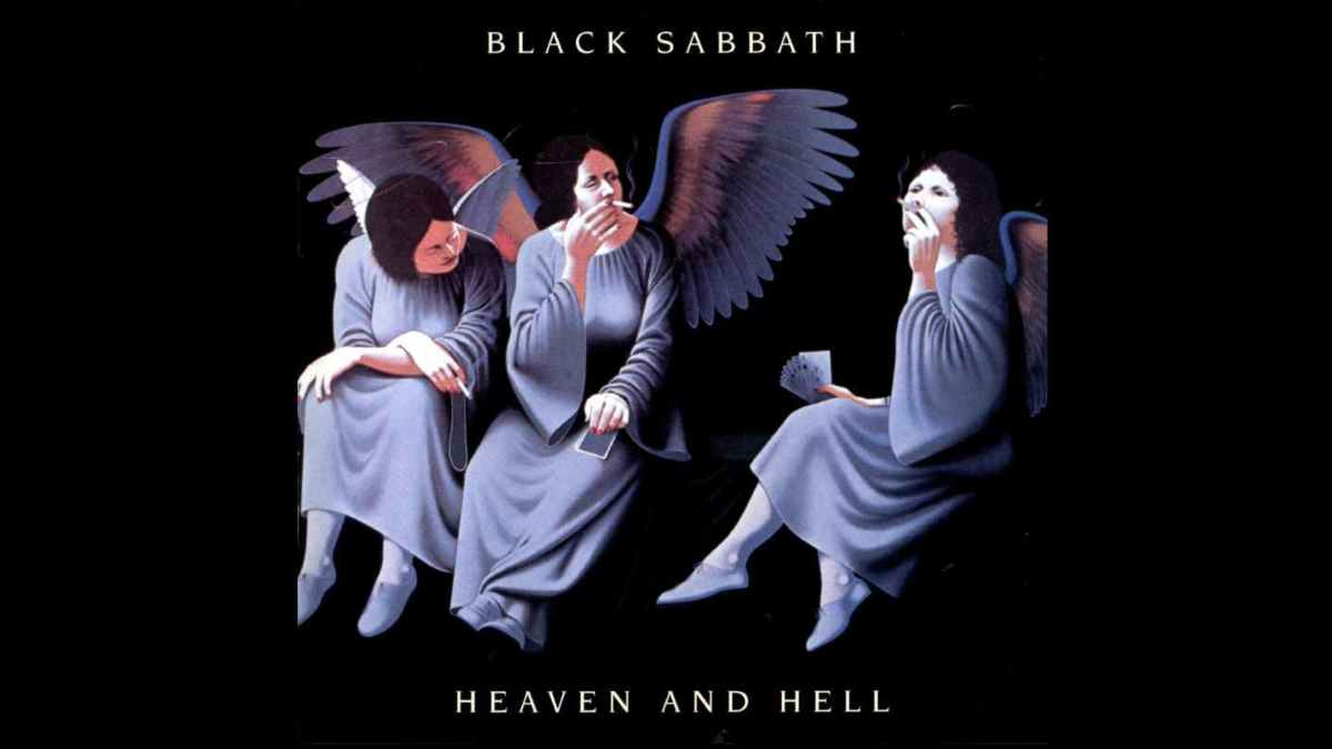 Black Sabbath album cover art