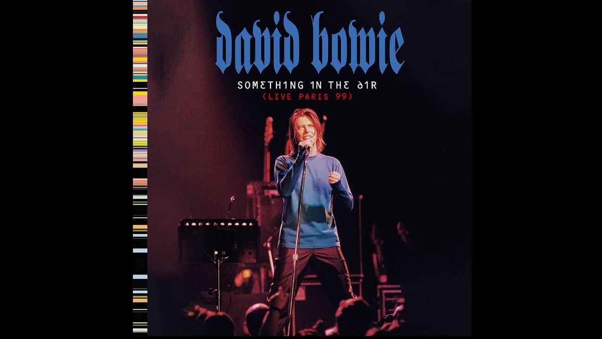 David Bowie album cover art