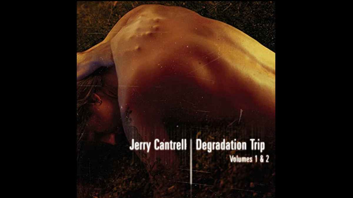 Jerry Cantrell previous solo album cover art