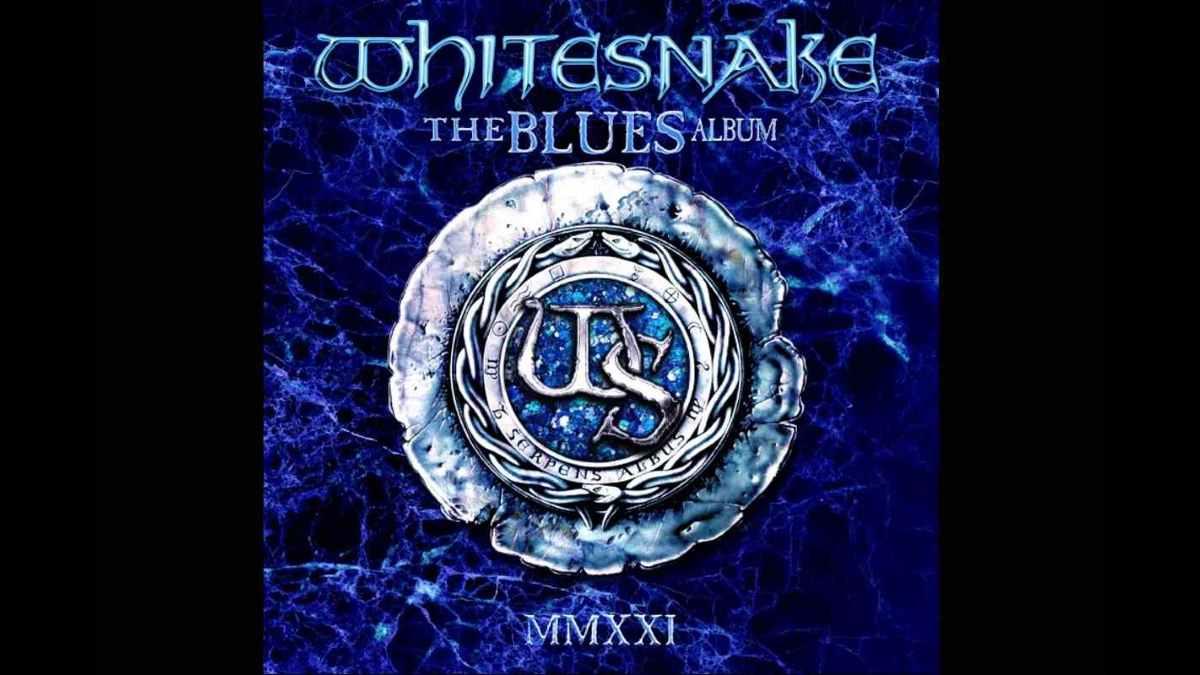 Whitesnake Blues album cover art