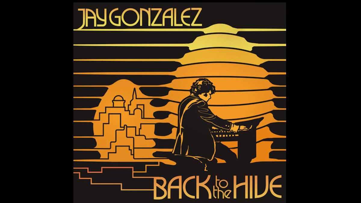 Jay Gonzalez album cover art