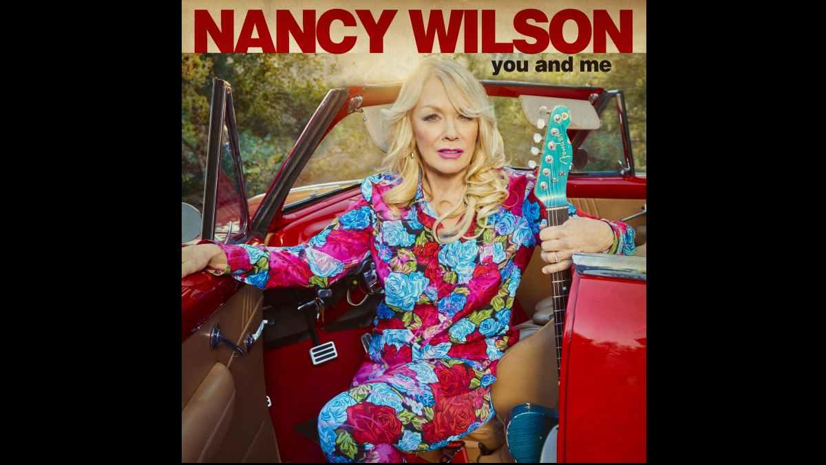Nancy Wilson album cover art