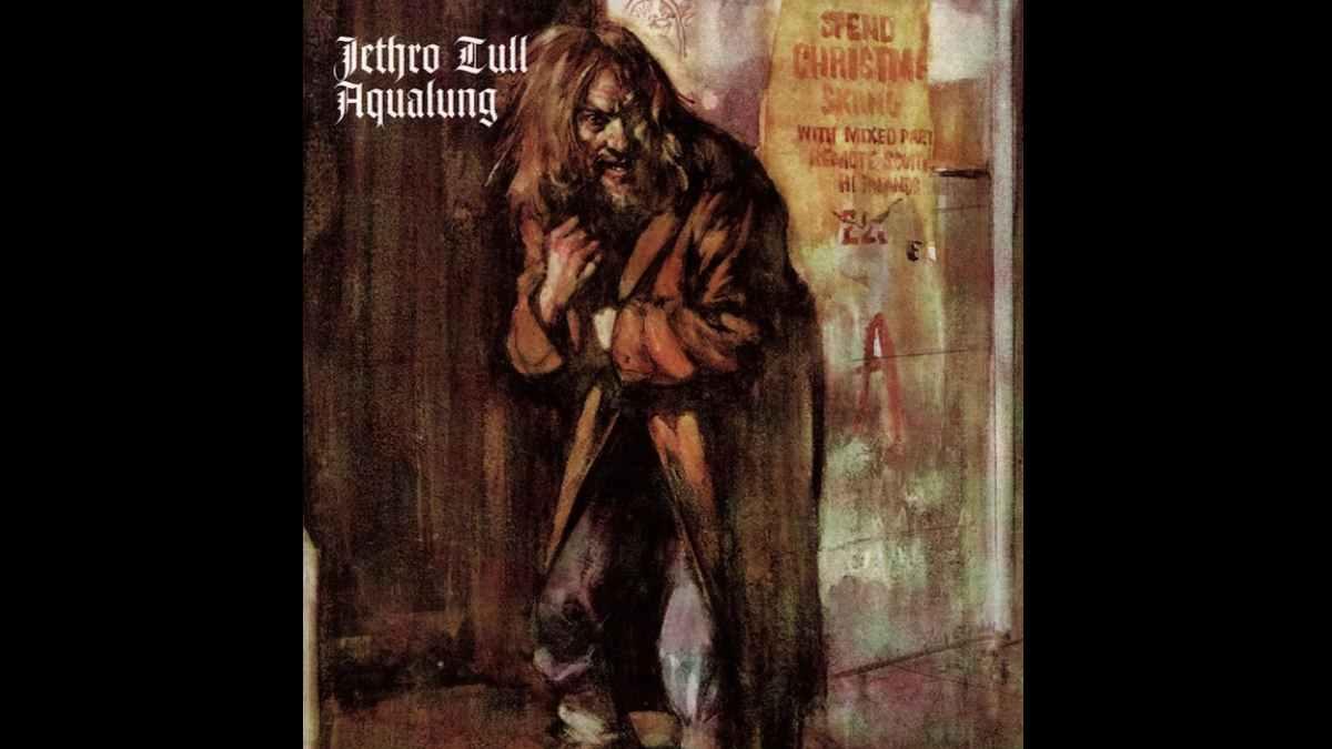 Jethro Tull Aqualung album cover art