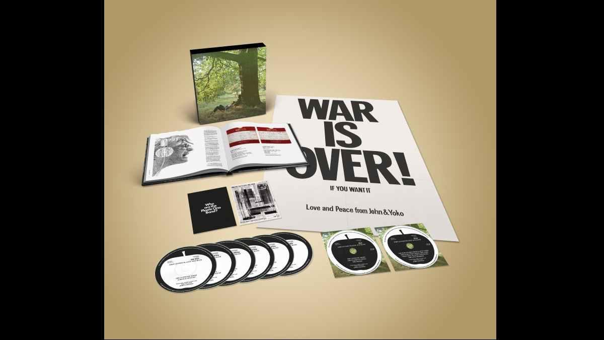 John Lennon box set promo courtesy UMe