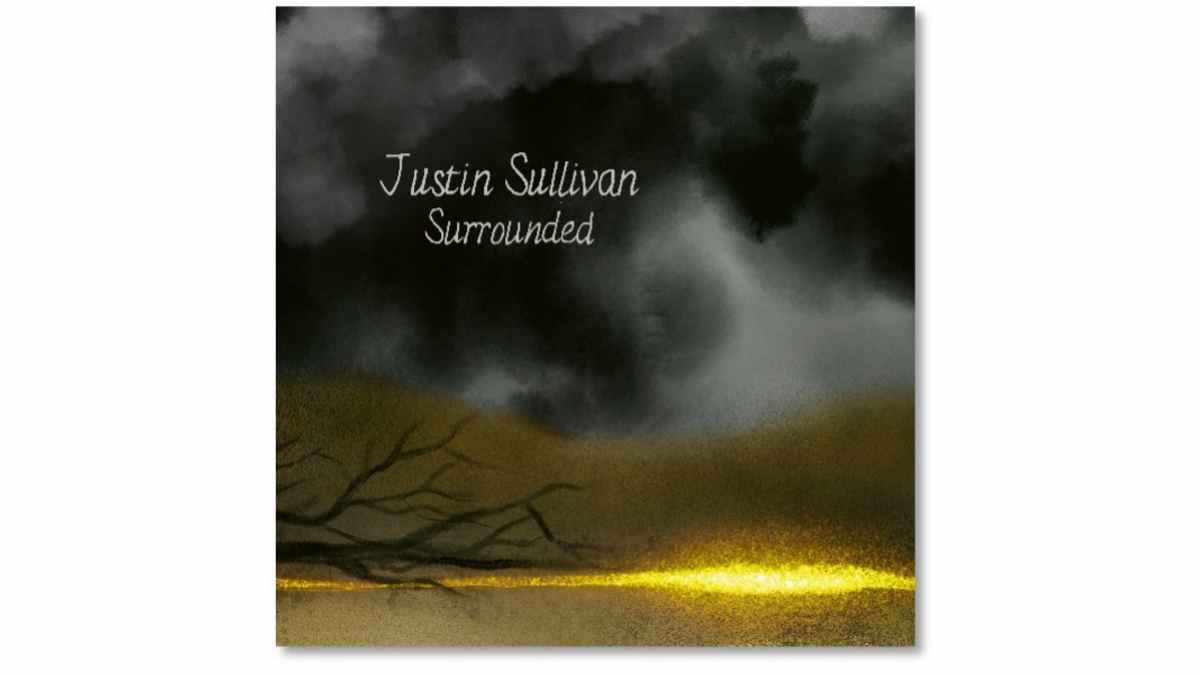 Justin Sullivan album cover art
