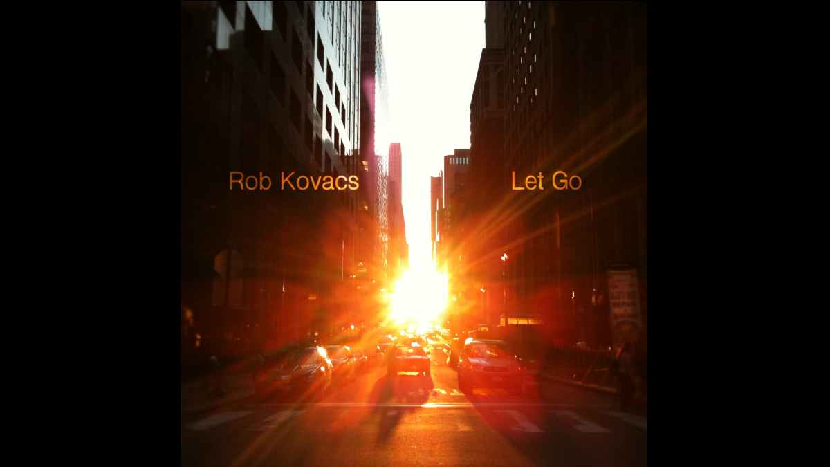 Rob Kovacs album cover art