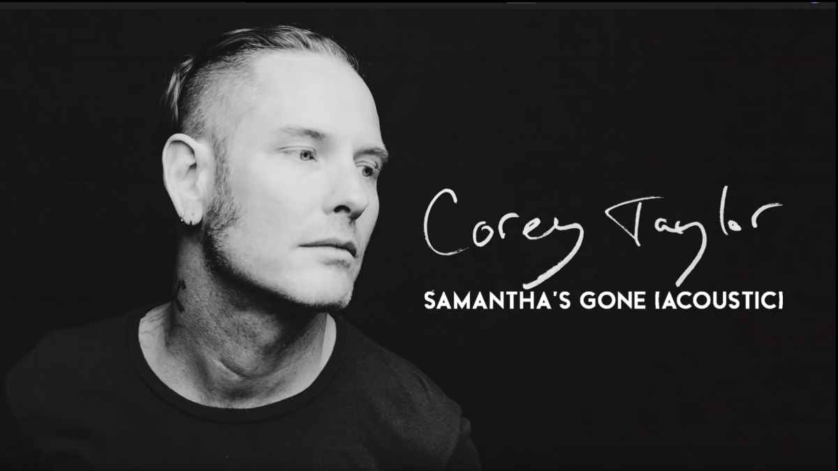Corey Taylor still from song stream video