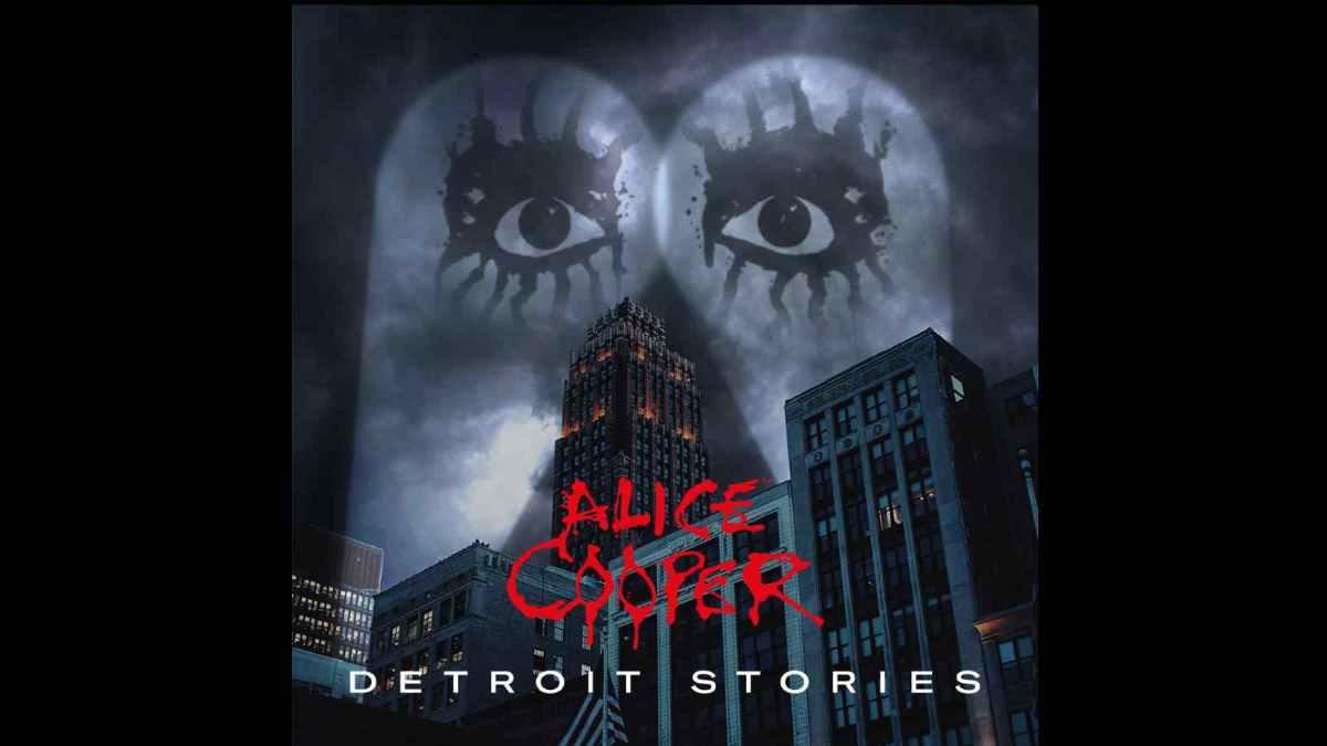 Alice Cooper album cover art