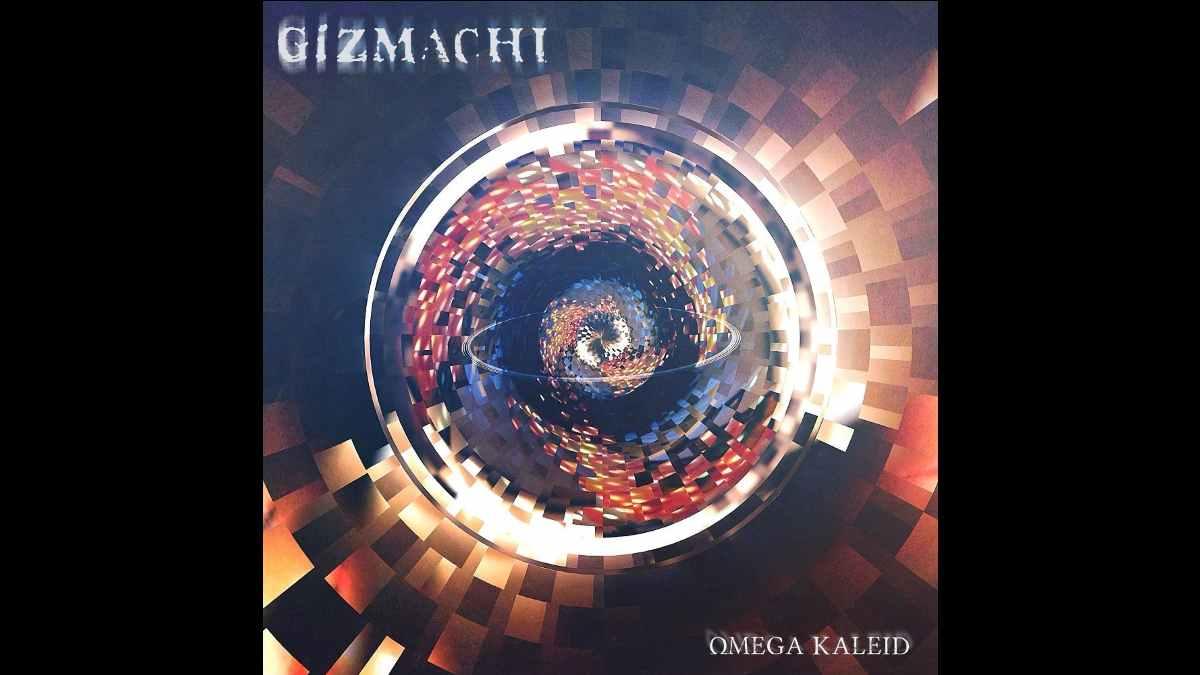 Gizmachi album cover art courtesy Adrenaline