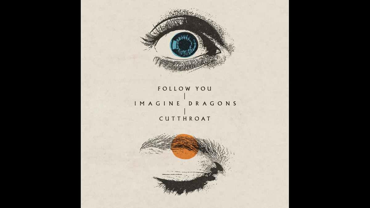Imagine Dragons single art