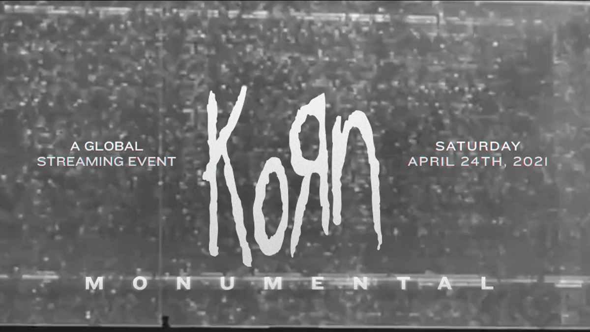 Korn event video promo still