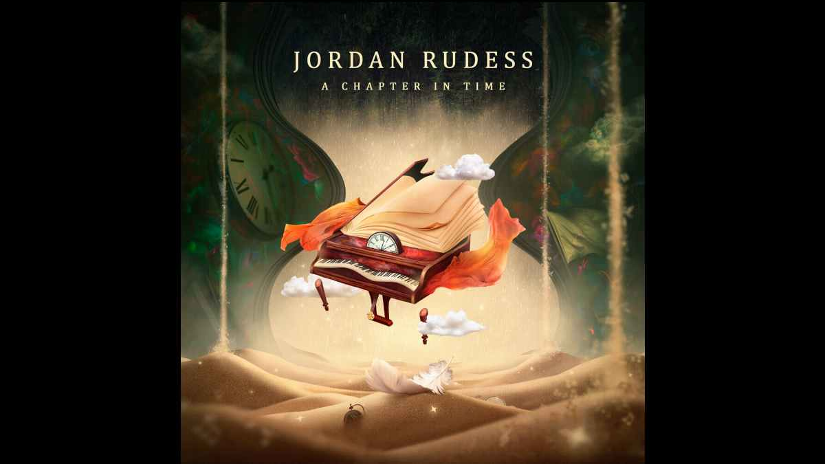 Jordan Rudess Being Joined By Mike Portnoy For Live Chat