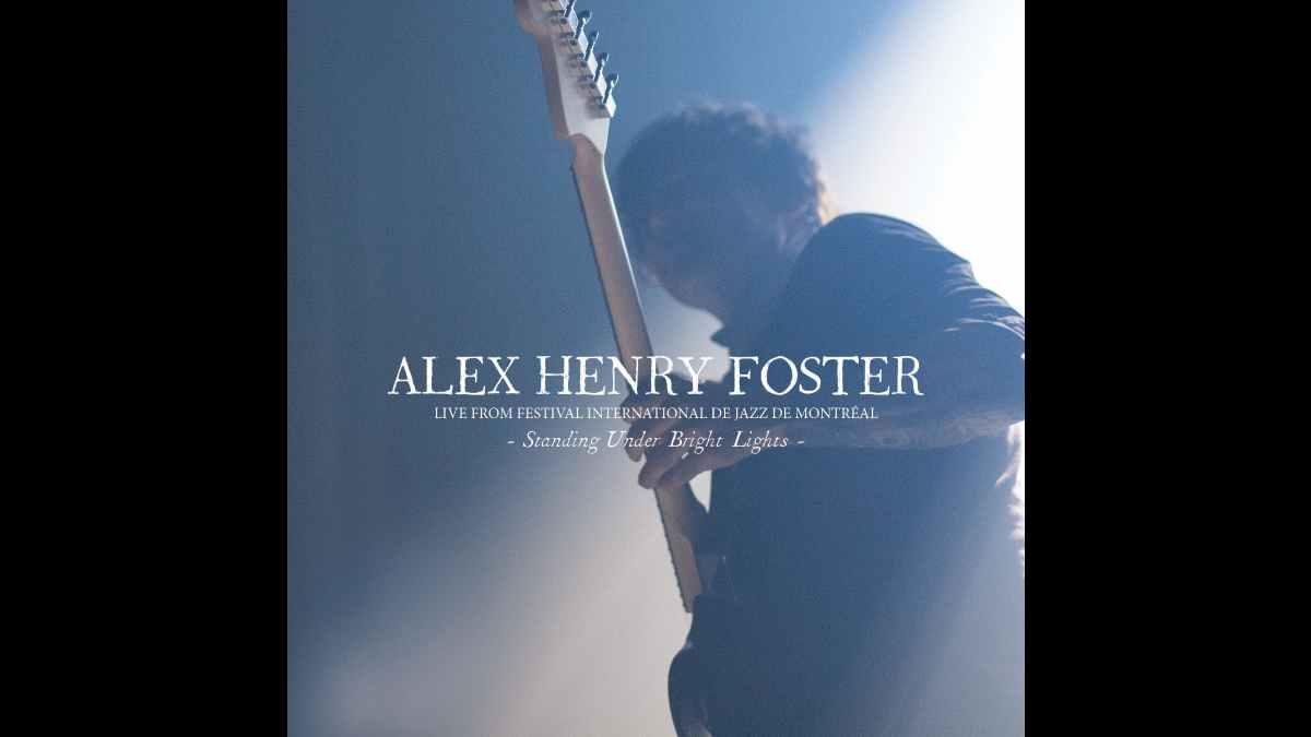 Alex Henry Foster cover art