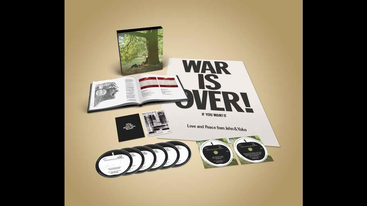 John Lennon package promo courtesy uMusic