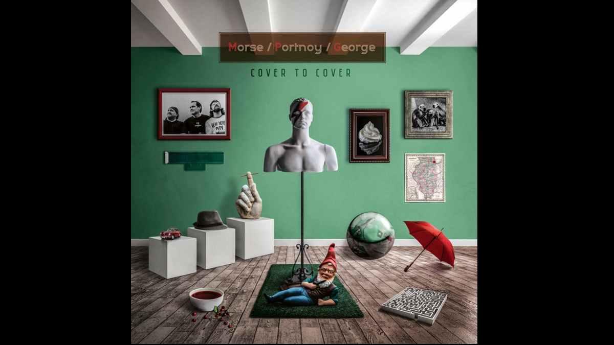 Morse Portnoy George cover art